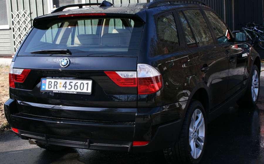 BMW X-3