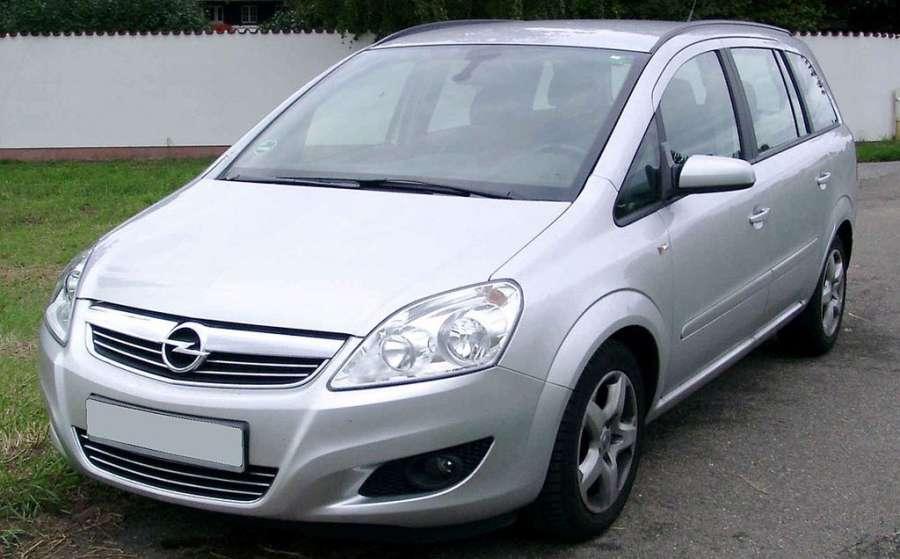 Opel Zafira – Opel Zafira verkaufen bei Autoankauf