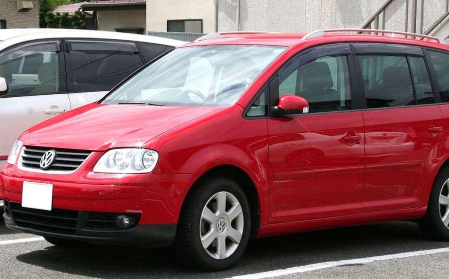 VW Touran – VW Touran verkaufen bei Autoankauf